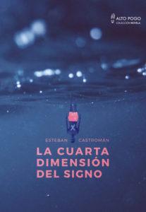 """La cuarta dimensión del signo"""" de Esteban Castromán – Feria del ..."""
